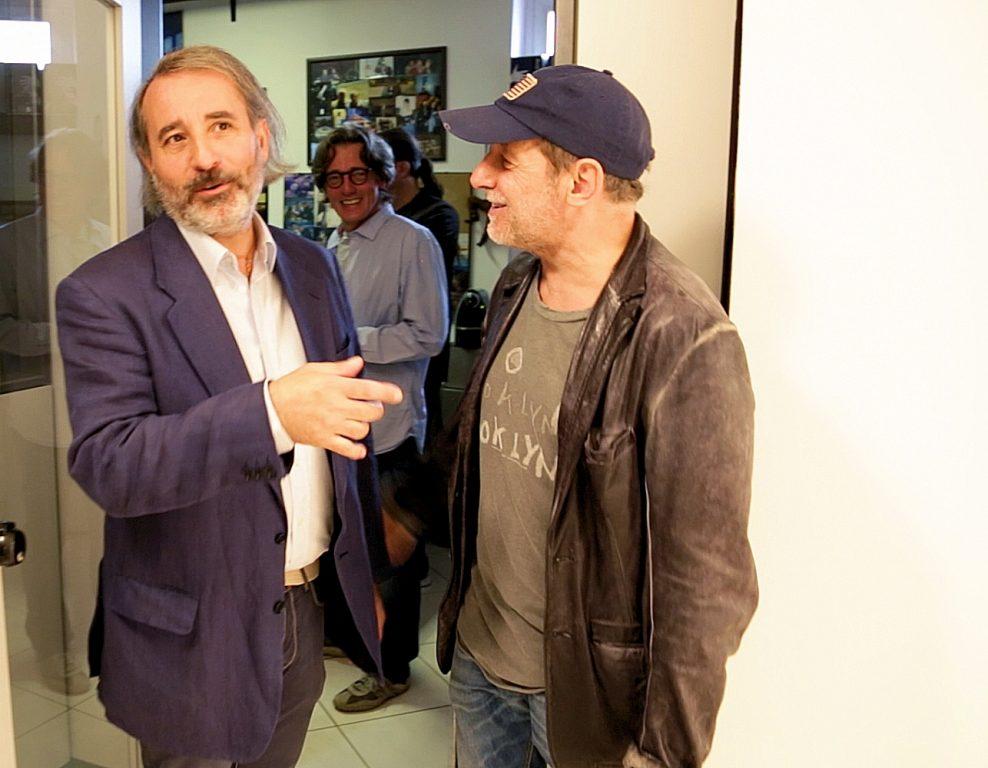 Marco Clini e Duccio Forzano