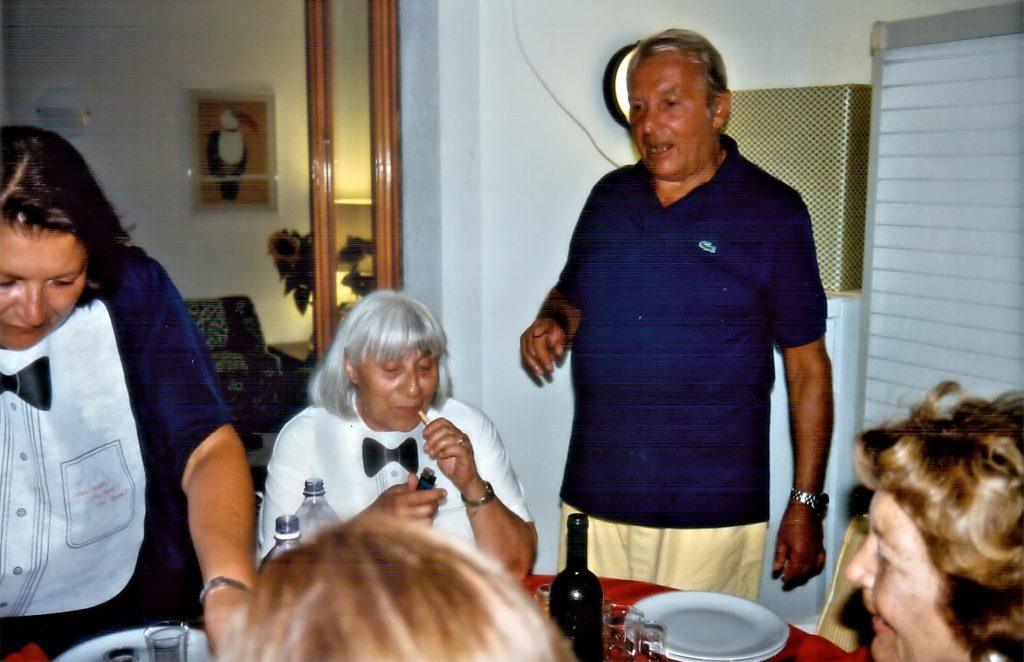 Papà e mamma festa 14 agosto sestri